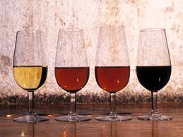 4 glasses of sherry